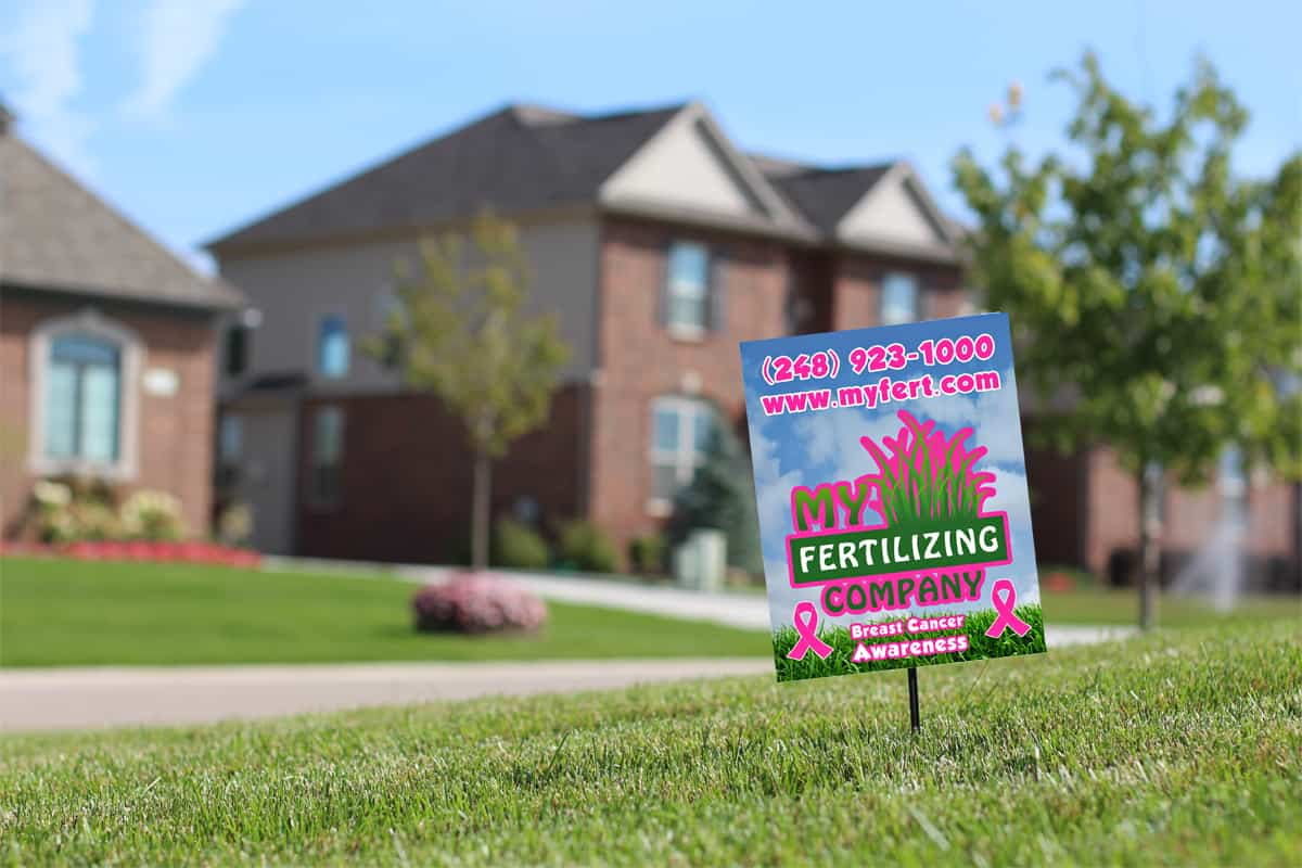 My Fertilizing Company Breast Cancer Awareness