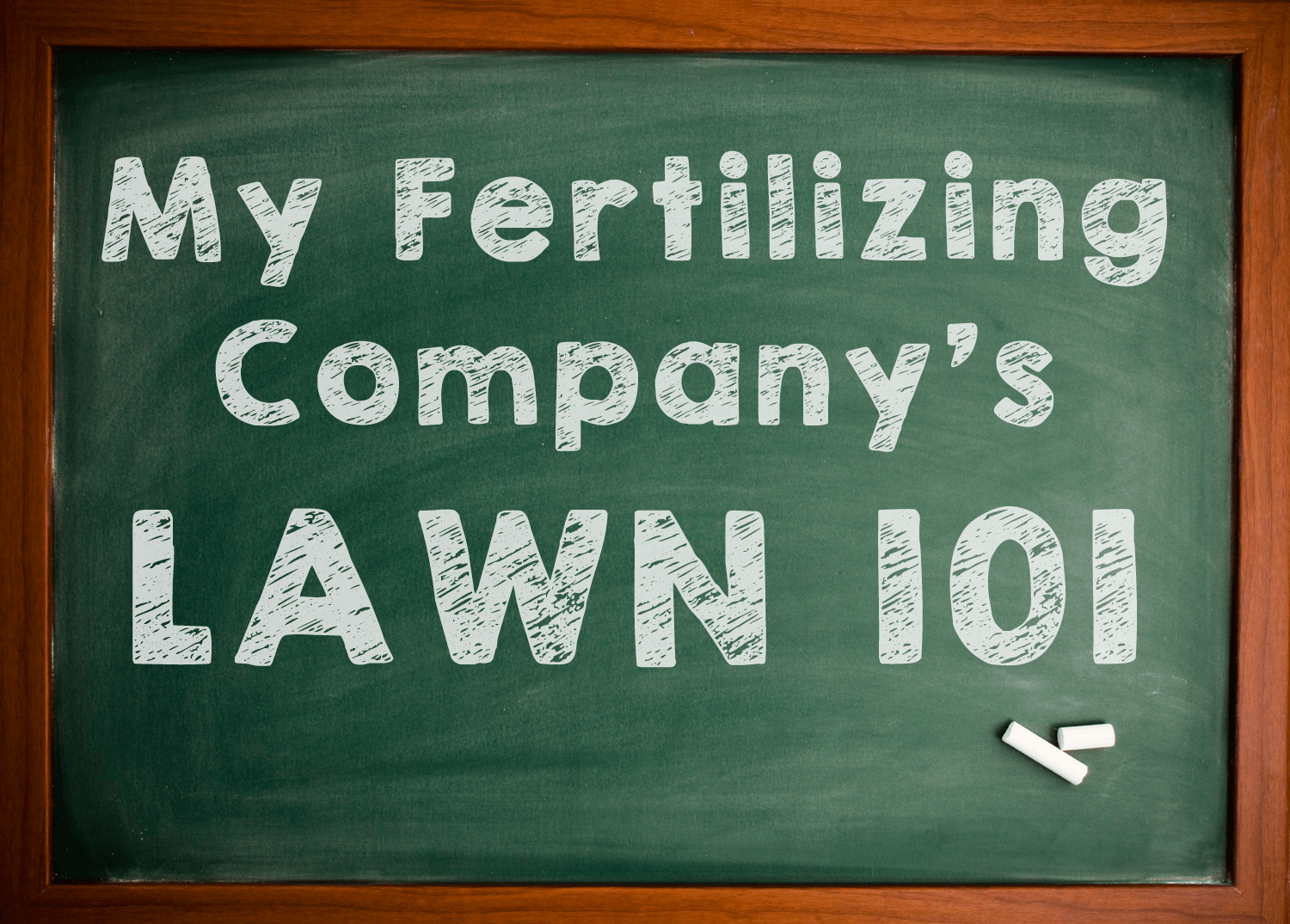 Learn more about lawn care.