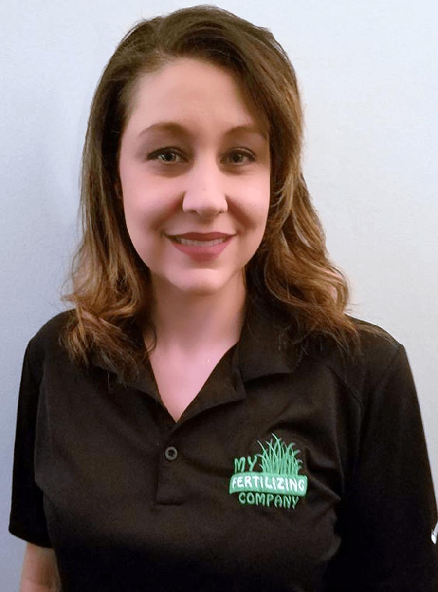 Janina Walsh My Fertilizing Company Office Manager