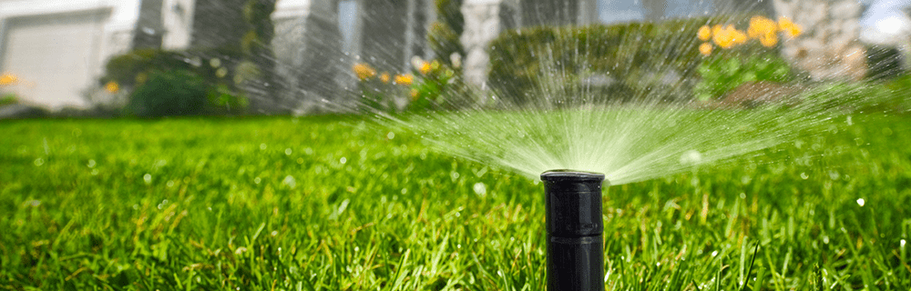 This Is An Image Of A Sprinkler.