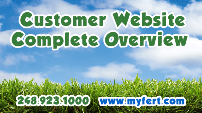 Customer Account – Complete Overview