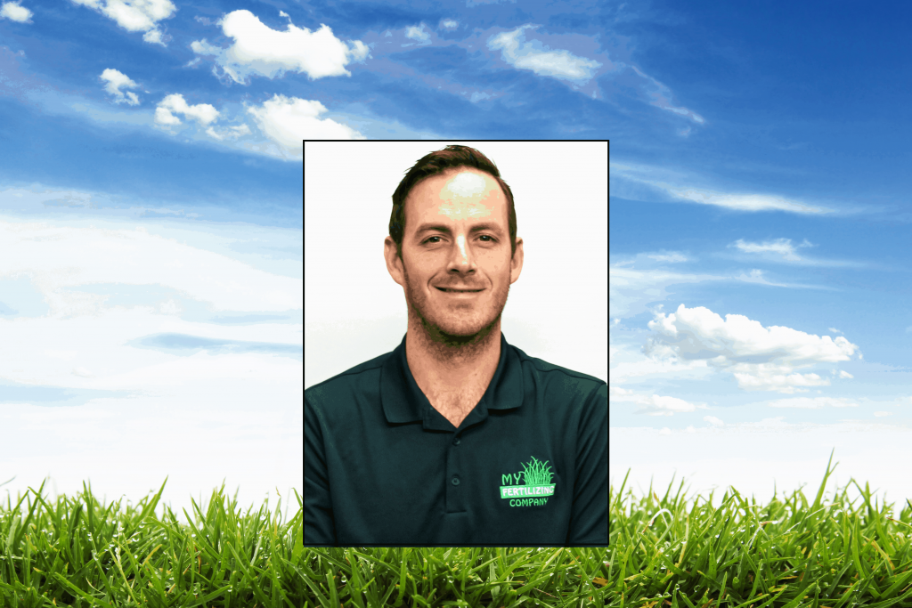 This Is A Picture Of My Fertilizing Company Owner Andrew Walsh