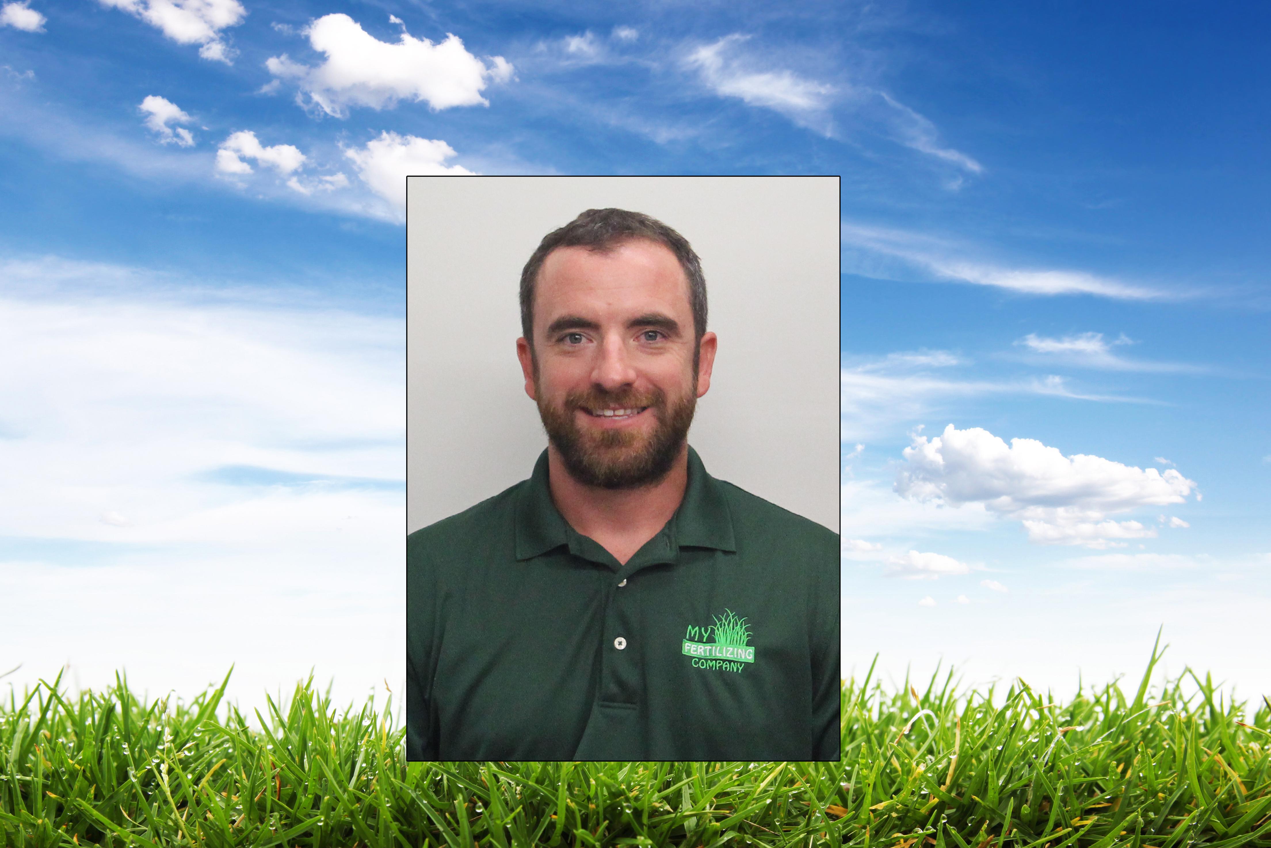 This Is An Image Of My Fertilizing Company's Matt Esper